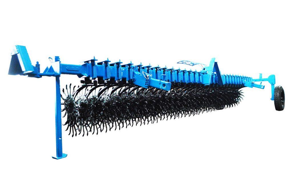 Бороны пружинные гидравлические от 9 до 12 метров